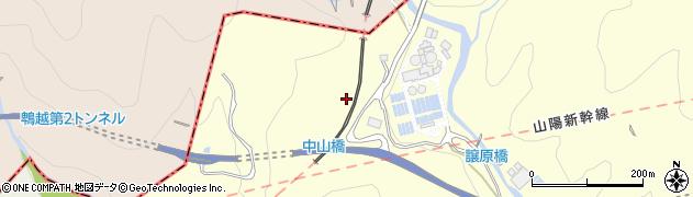 兵庫県神戸市兵庫区烏原町(譲り原)周辺の地図