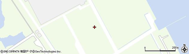 愛知県田原市白浜(二号)周辺の地図
