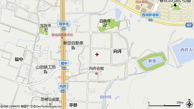〒651-2253 兵庫県神戸市西区平野町向井の地図
