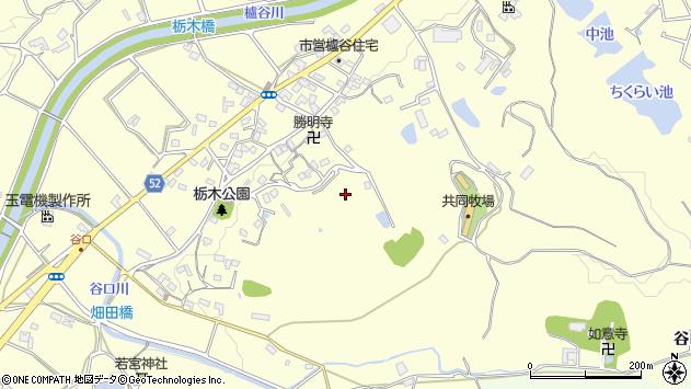 〒651-2236 兵庫県神戸市西区櫨谷町栃木の地図