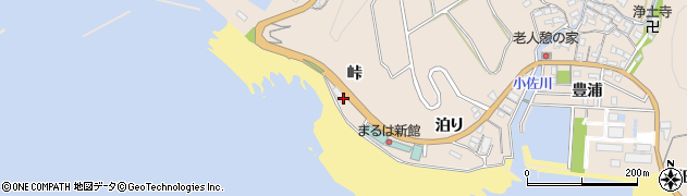 味里周辺の地図