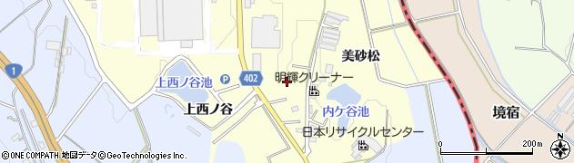 愛知県豊橋市原町(南山)周辺の地図