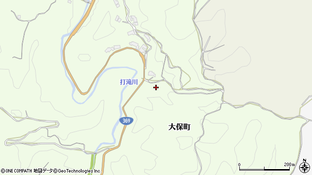 〒630-1236 奈良県奈良市大保町の地図