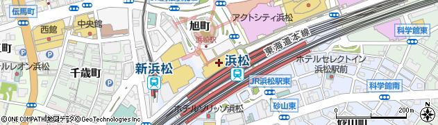 メイワン8階 エクセルシオールカフェ周辺の地図