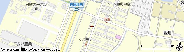 万太郎寿司真木周辺の地図