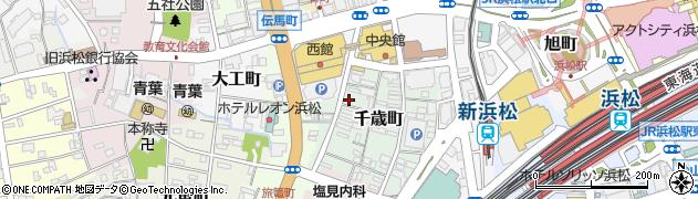 九二子周辺の地図