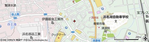 株式会社Woods周辺の地図