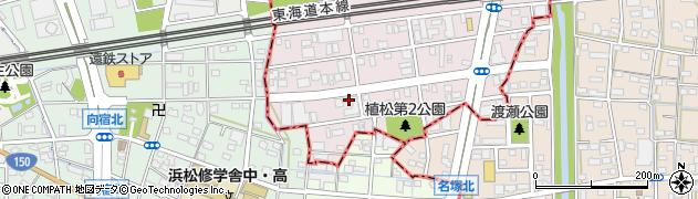 野中第三マンション周辺の地図