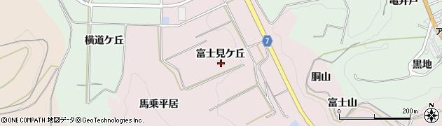 愛知県南知多町(知多郡)師崎(富士見ケ丘)周辺の地図