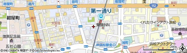 ギョウ ザ マン(GYOtheMAN)周辺の地図