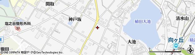 そば源周辺の地図