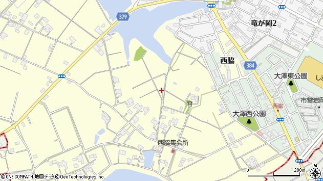 〒651-2403 兵庫県神戸市西区岩岡町西脇の地図