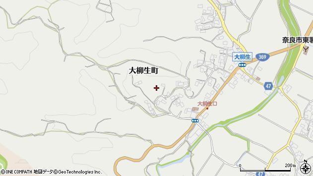 〒630-1242 奈良県奈良市大柳生町の地図