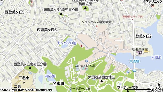 〒631-0005 奈良県奈良市大渕町の地図