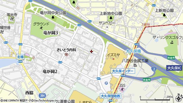 〒651-2412 兵庫県神戸市西区竜が岡の地図