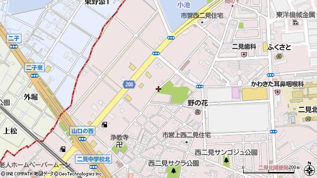 〒674-0094 兵庫県明石市二見町西二見の地図