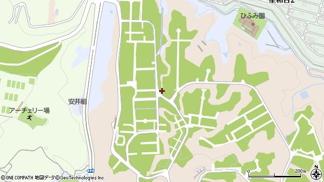 〒651-1243 兵庫県神戸市北区山田町下谷上(その他)の地図
