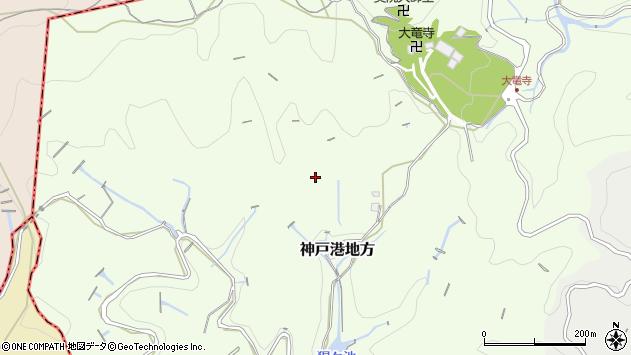 〒650-0007 兵庫県神戸市中央区神戸港地方の地図