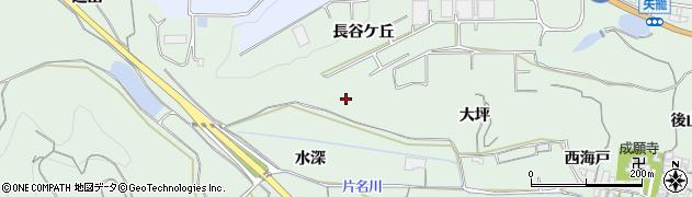 愛知県南知多町(知多郡)片名(大坪)周辺の地図