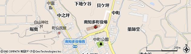 愛知県南知多町(知多郡)周辺の地図