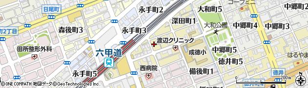 兵庫県神戸市灘区深田町の天気予...