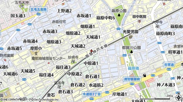 〒657-0824 兵庫県神戸市灘区福住通の地図