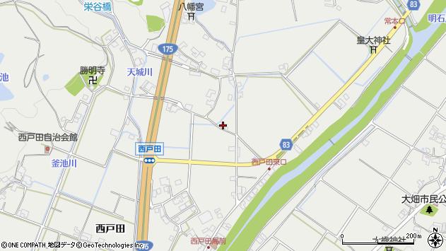 〒651-2267 兵庫県神戸市西区平野町西戸田の地図