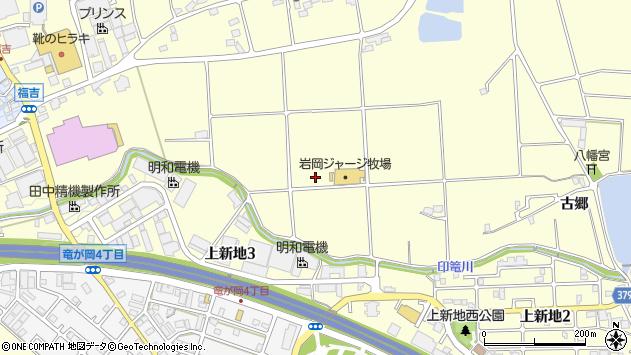 〒651-2404 兵庫県神戸市西区岩岡町古郷の地図