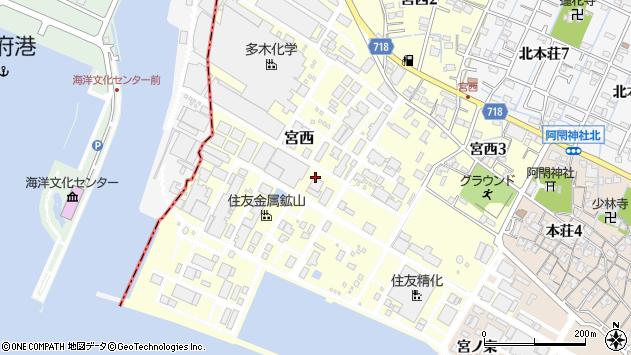 〒675-0145 兵庫県加古郡播磨町宮西の地図