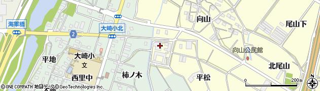 豊橋造船サービス株式会社給食部周辺の地図