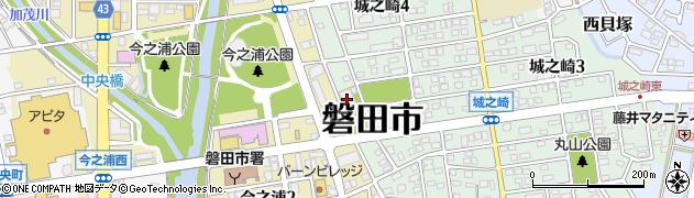 顕修寺周辺の地図