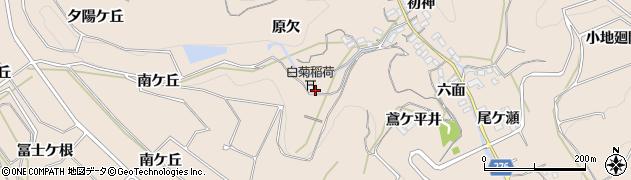 愛知県南知多町(知多郡)豊浜(丸山)周辺の地図