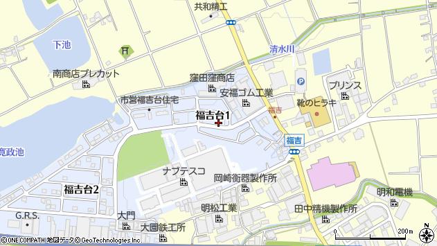 〒651-2413 兵庫県神戸市西区福吉台の地図