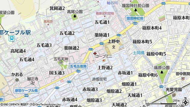 〒657-0816 兵庫県神戸市灘区国玉通の地図