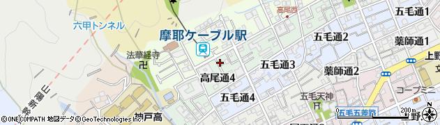 光善寺周辺の地図