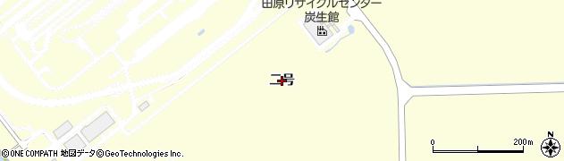愛知県田原市緑が浜(二号)周辺の地図