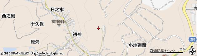愛知県南知多町(知多郡)豊浜(馬ケ瀬)周辺の地図