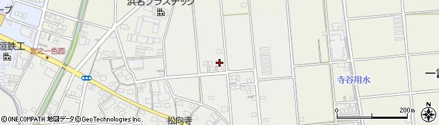 静岡県磐田市宮之一色周辺の地図