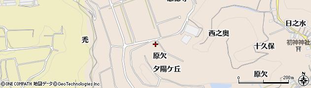 愛知県南知多町(知多郡)豊浜(夕陽ケ丘)周辺の地図