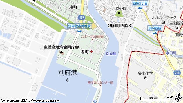 〒675-0136 兵庫県加古川市別府町港町の地図