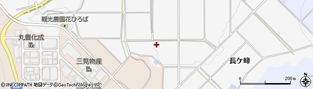 愛知県南知多町(知多郡)豊丘(大城)周辺の地図