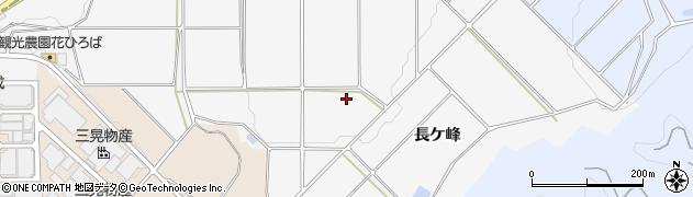 愛知県南知多町(知多郡)豊丘(中平井)周辺の地図