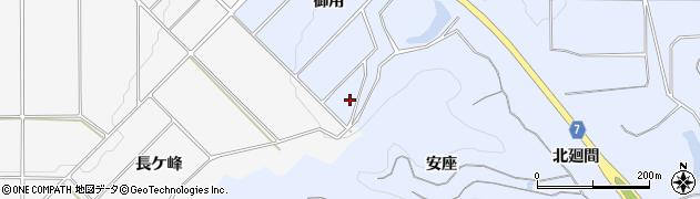 愛知県南知多町(知多郡)大井(御用)周辺の地図