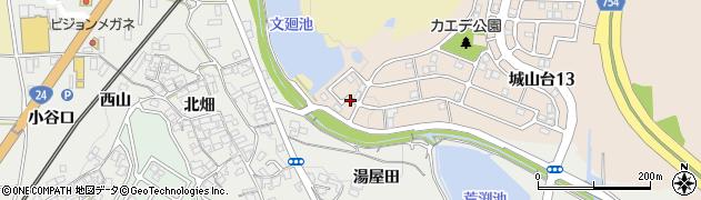 京都府木津川市木津(糠田)周辺の地図