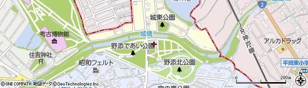 円満寺周辺の地図