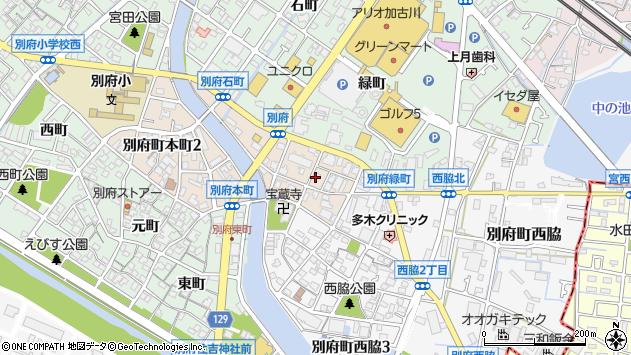 〒675-0126 兵庫県加古川市別府町本町の地図