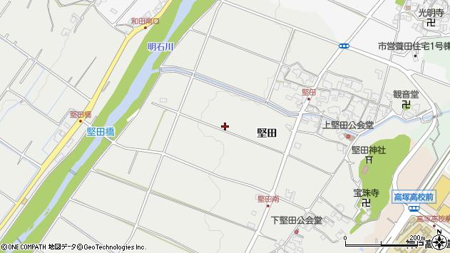 〒651-2261 兵庫県神戸市西区平野町堅田の地図