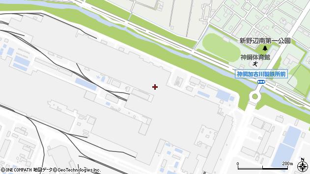 〒675-0137 兵庫県加古川市金沢町の地図