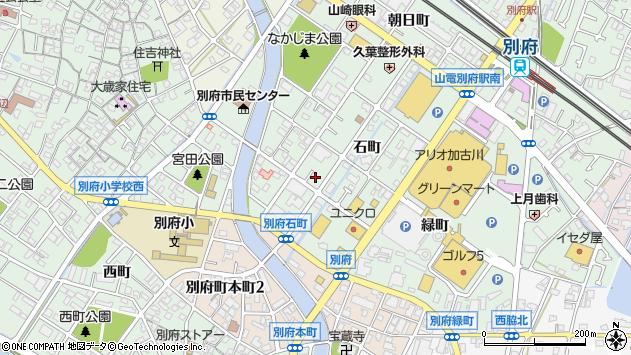 〒675-0127 兵庫県加古川市別府町石町の地図