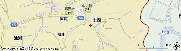 愛知県南知多町(知多郡)山海(城山)周辺の地図